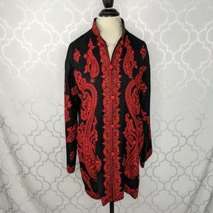 Kashmir Royal Collection Embroidered Jacket